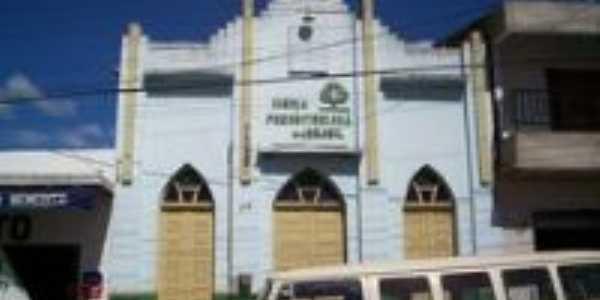 Igreja Presbiteriana , Por TONINHO MORAL
